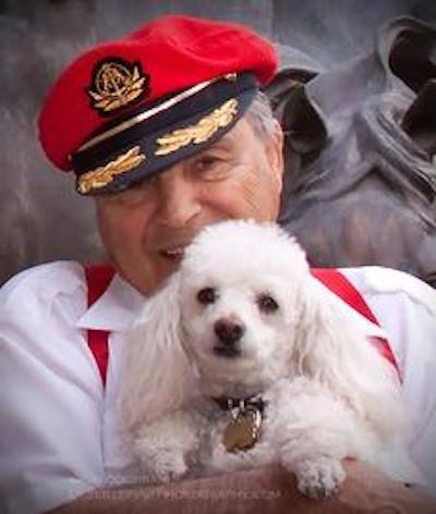"""""""Uncle"""" Phil Maloof died of coronavirus Las Vegas on Saturday, April 4, 2020. (www.unclephilmal ..."""