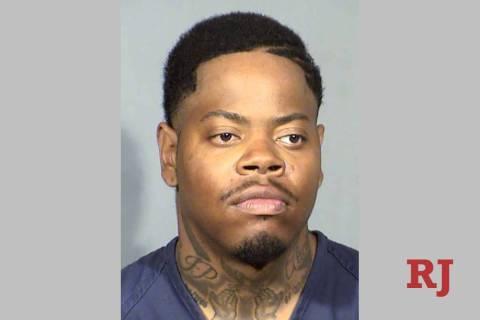 Theoplis Harvey (Las Vegas Metropolitan Police Department)