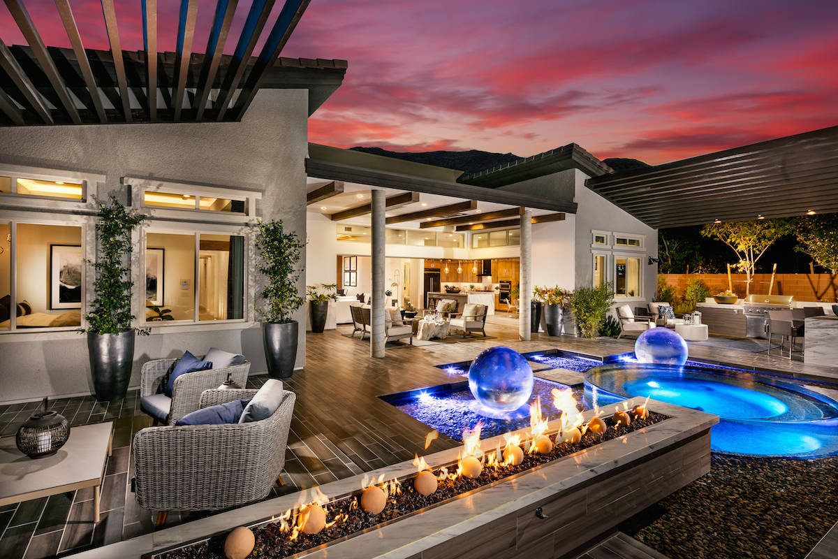 The list of national homebuilders in Summerlin includes many of the country's largest and mos ...