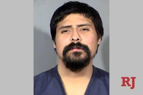 Alfonso Fernandez, 30 (Las Vegas Metropolitan Police Department)