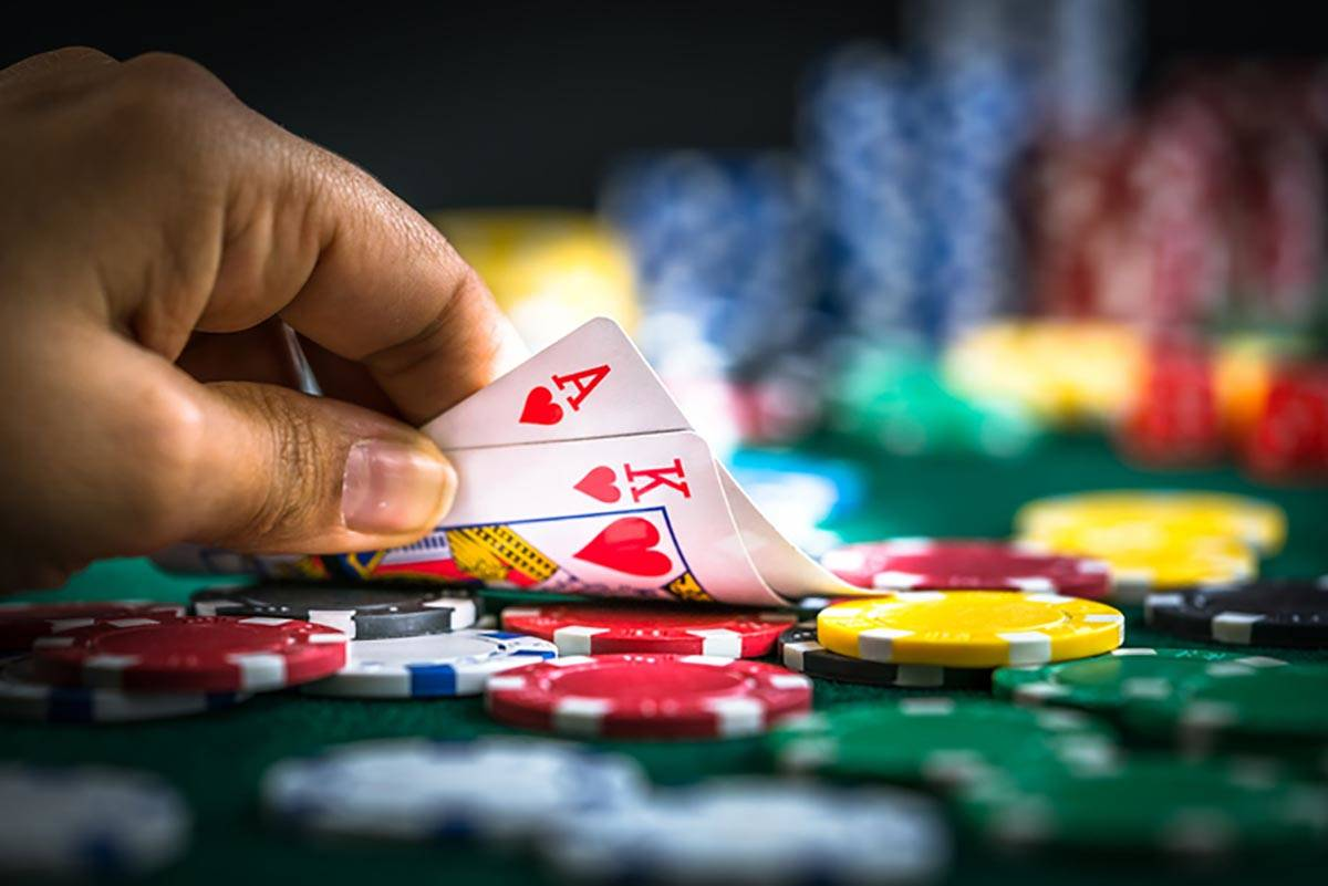 A Las Vegas poker pro filed a federal lawsuit this past weekend alleging that another player us ...