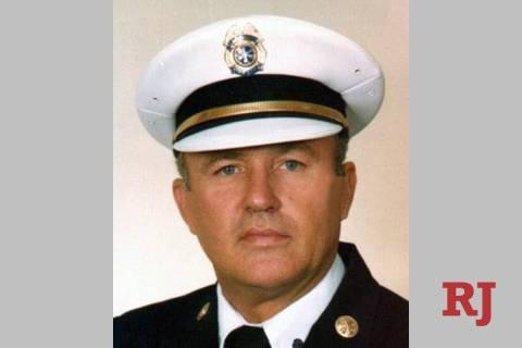 Battalion Chief William Sorensen (Las Vegas Fire & Rescue)