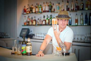 Award-winning bartender and bar consultant Tobin Ellis has compiled an online resource for memb ...