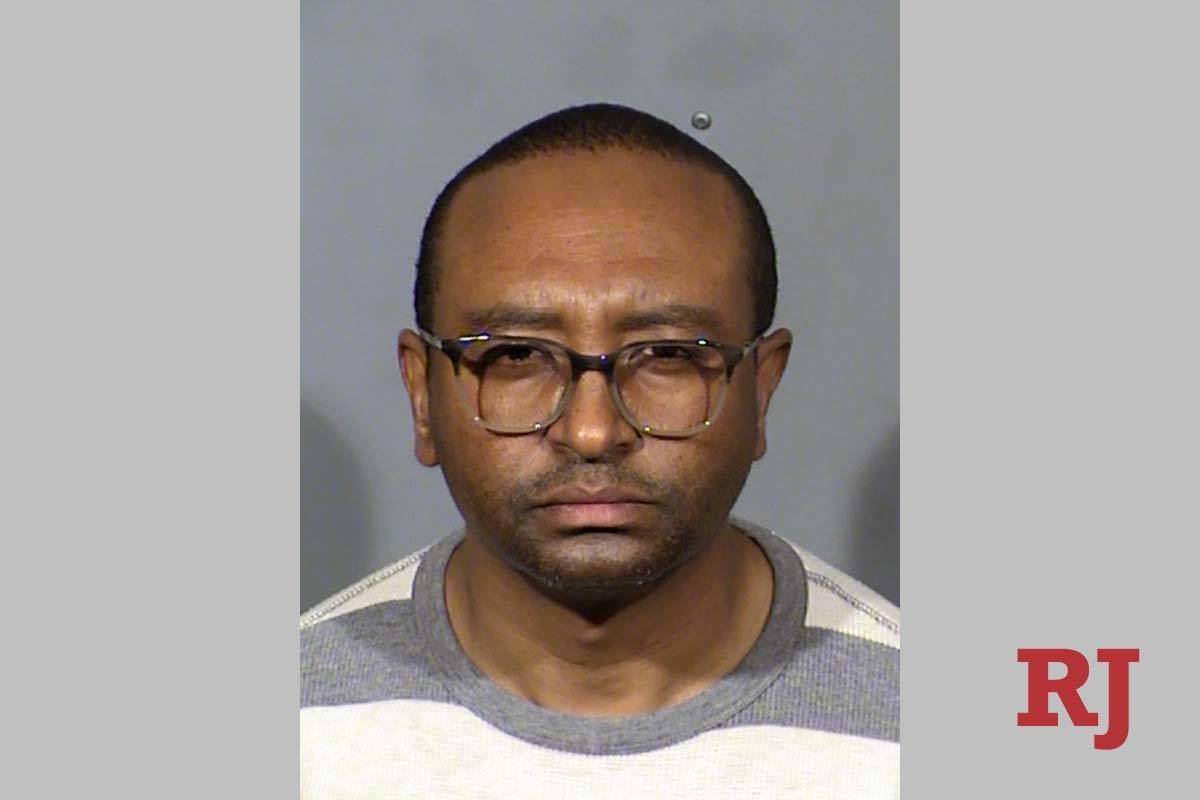 Surafel Gedamo Abraha (Las Vegas Metropolitan Police Department)
