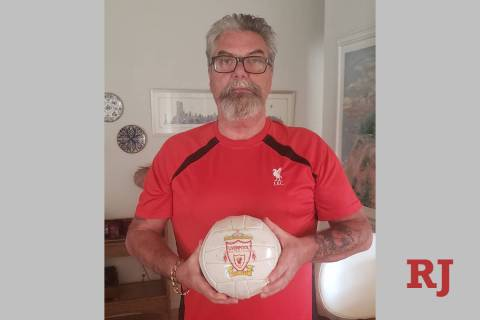 Liverpool fan Graham Gunnion (Graham Gunnion)