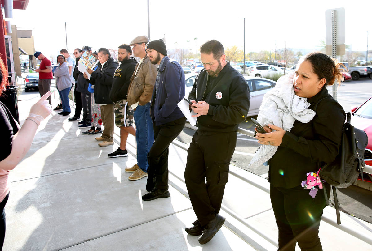Nevada Unemployment Site Down Saturday Expanded Benefits Coming Las Vegas Review Journal