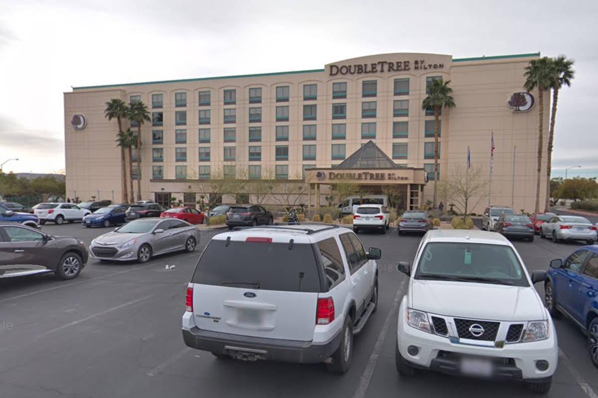 DoubleTree by Hilton Hotel Las Vegas Airport (Google Street View)