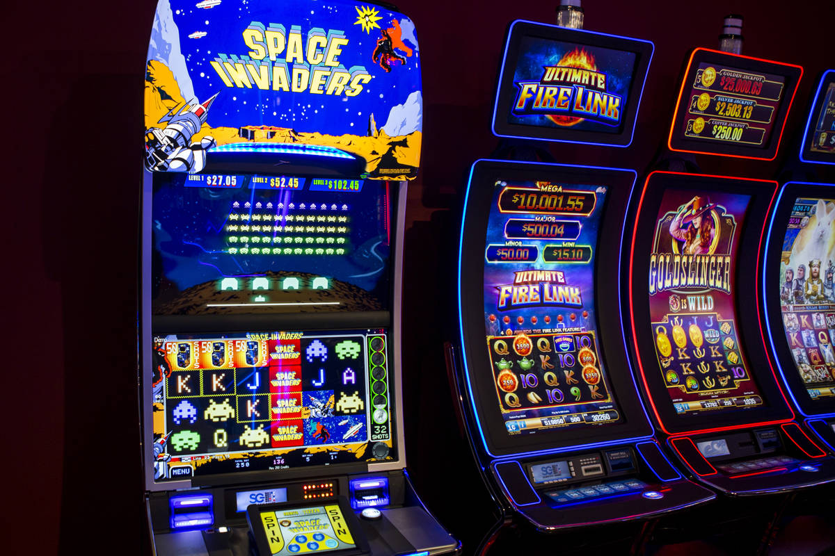 Under pressure from the Nevada congressional delegation and American Gaming Association, the De ...