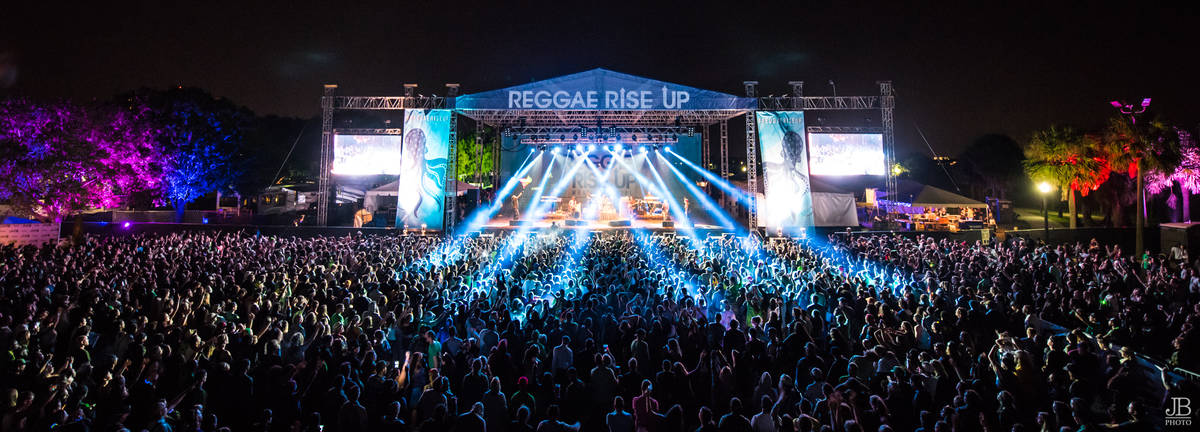 The Reggae Rise Up festival makes its Las Vegas debut in October (Jessica Bernstein)