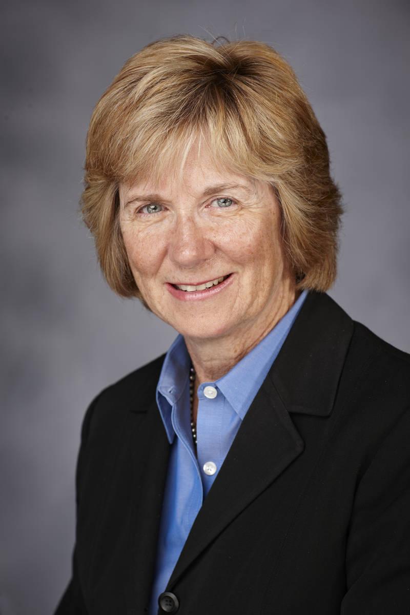 UNLV law professor Ann McGinley is the co-director of the school's workplace law program. (UNLV)