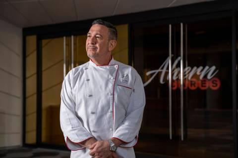 Chef Marc Sgrizzi has partnered with Ahern Cares by Ahern Hotel to offer meals for curbside pic ...