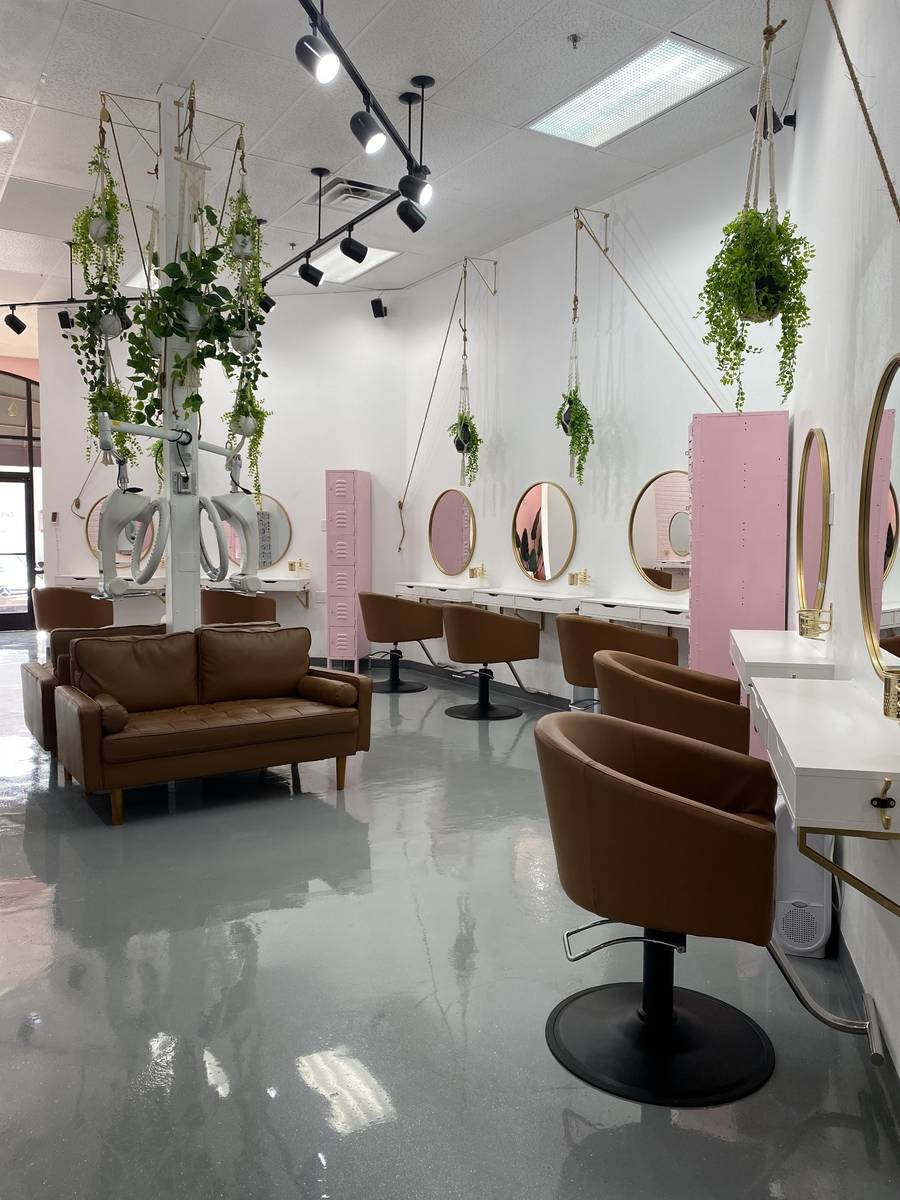 Gift cards, to be used when Capelli Salons reopen, can be sent to first responders through the ...