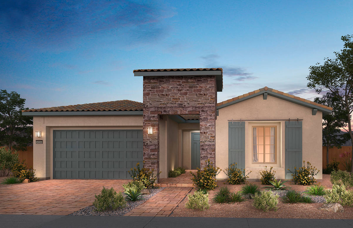 New home neighborhoods remain open and selling while respecting the current guidelines, with vi ...