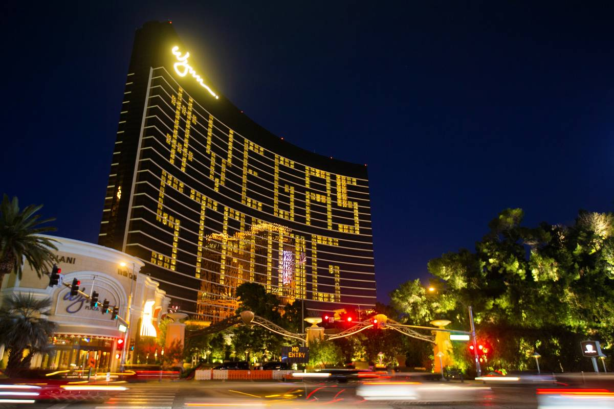 Wynn Las Vegas taking reservations for Memorial Day weekend | Las Vegas  Review-Journal
