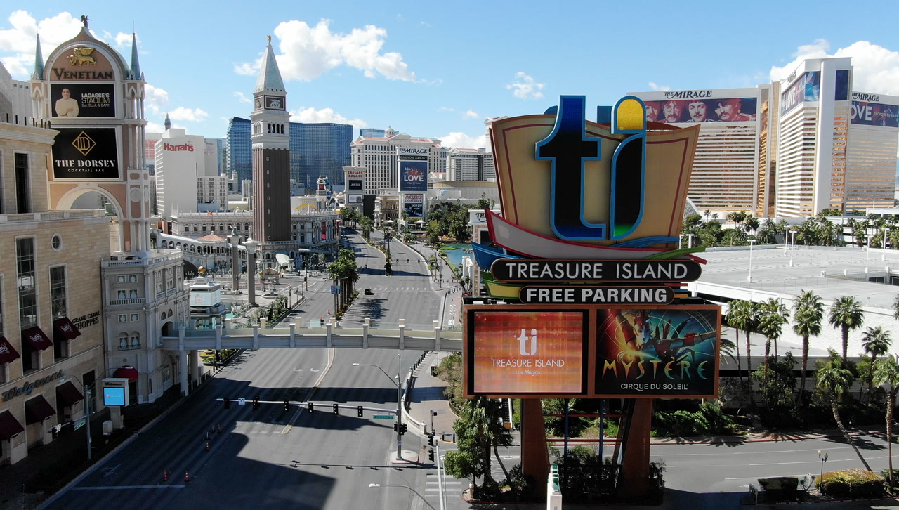 Treasure Island Planning To Open May 15 Las Vegas Review Journal