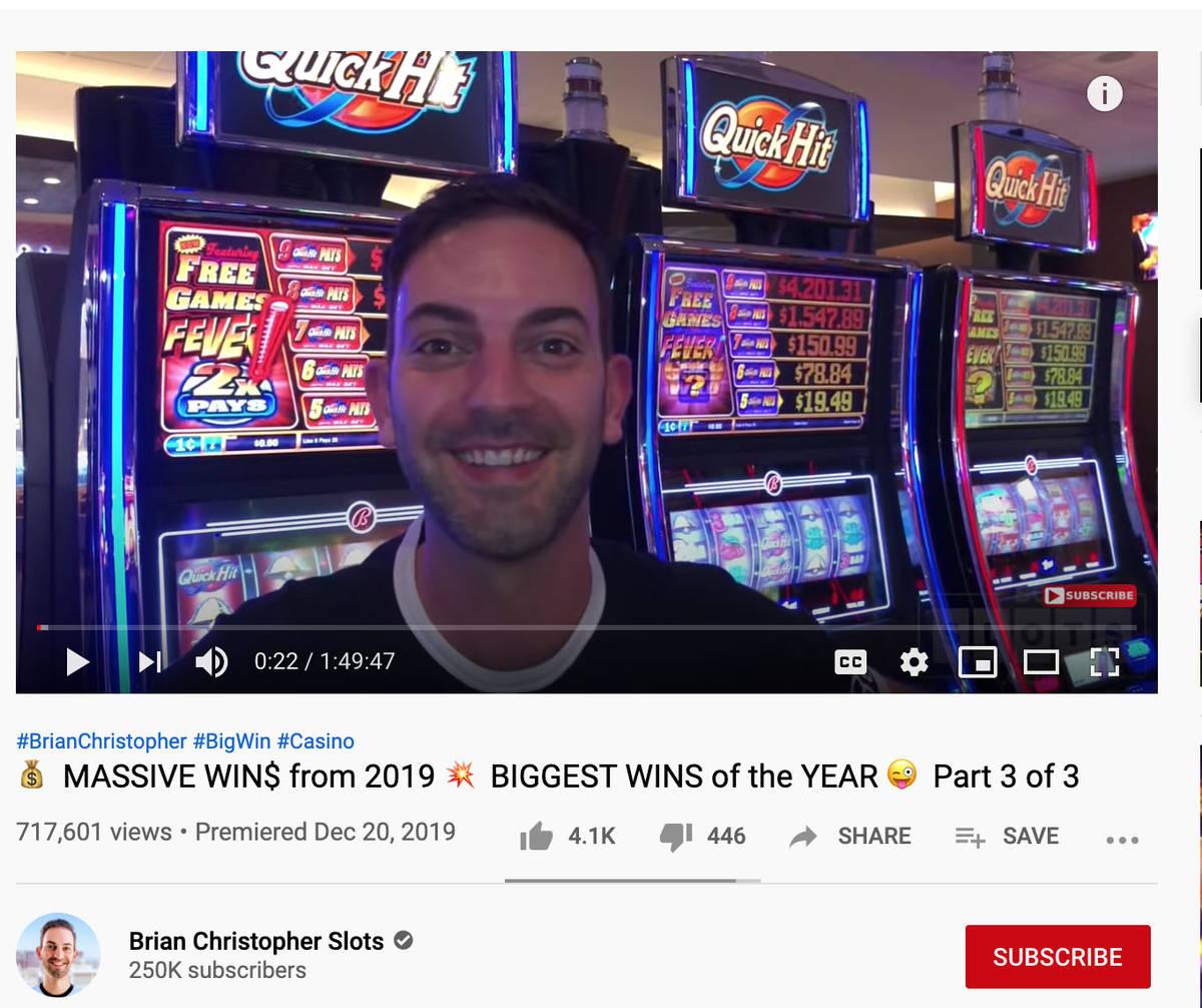 Slots Youtube
