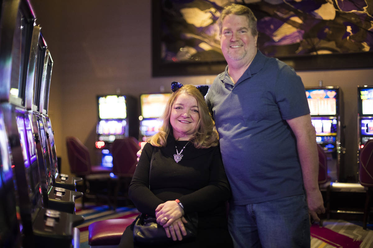 YouTube slot machine stars to help bring back Las Vegas tourists | Las  Vegas Review-Journal