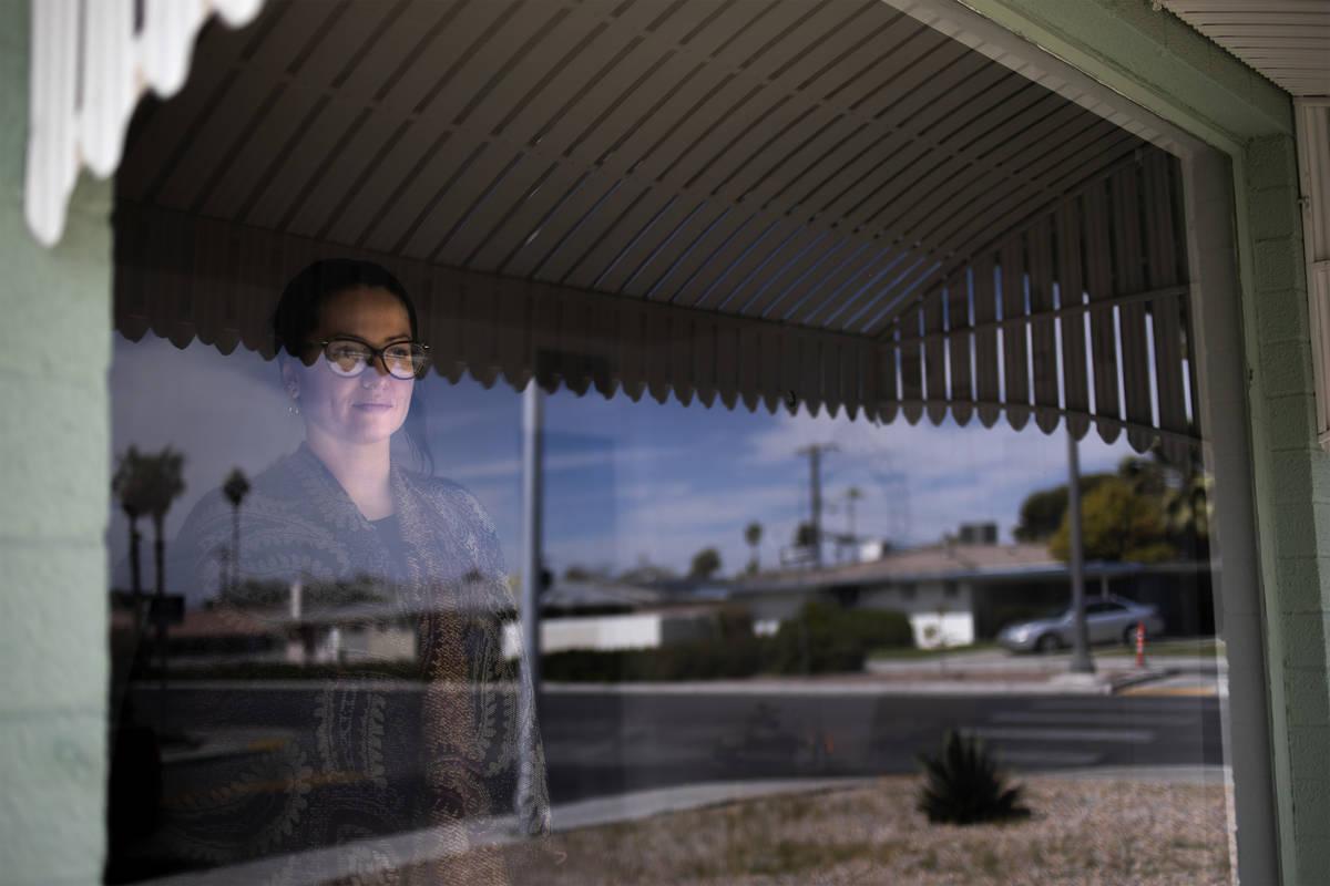Korinna Ramirez of Las Vegas. (Ellen Schmidt/Las Vegas Review-Journal) @ellenkschmidt_