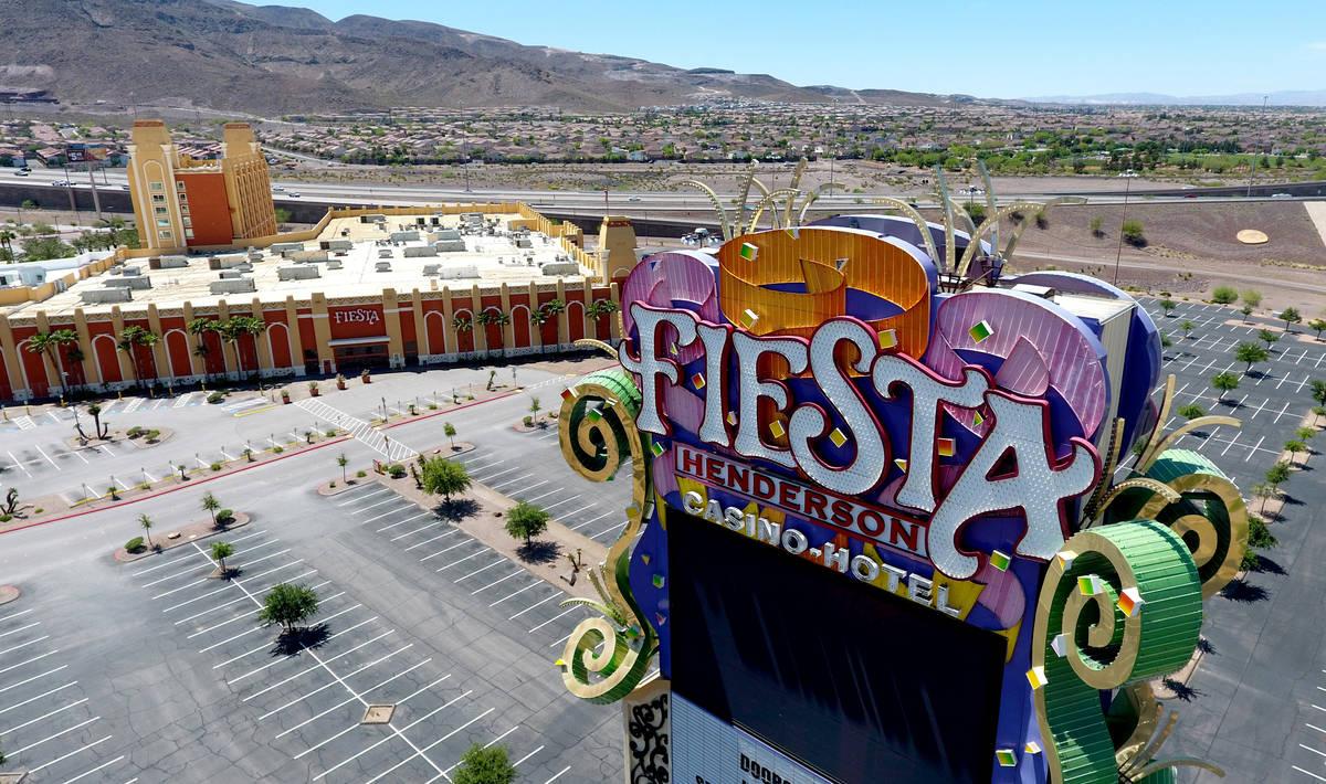 Fiesta Henderson on Boulder Highway. (Michael Quine/Las Vegas Review-Journal) @Vegas88s