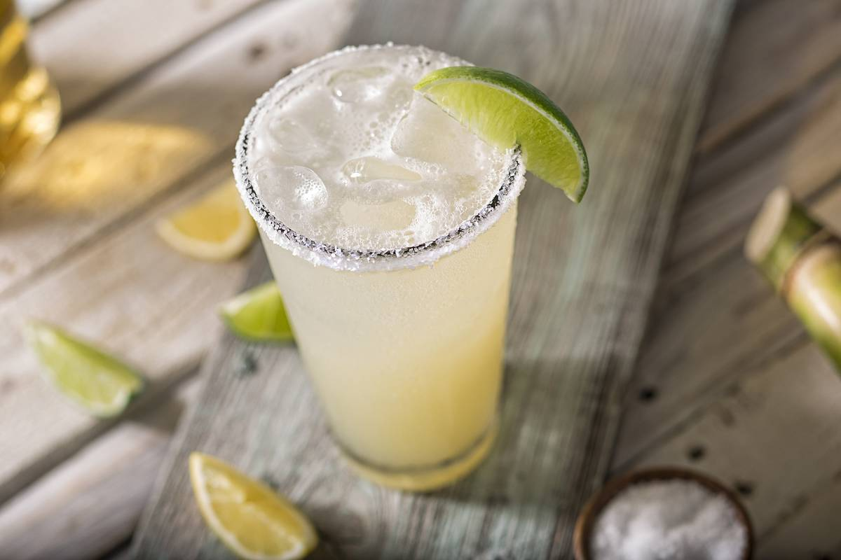 Classic margarita at Bahama Breeze (Bahama Breeze)
