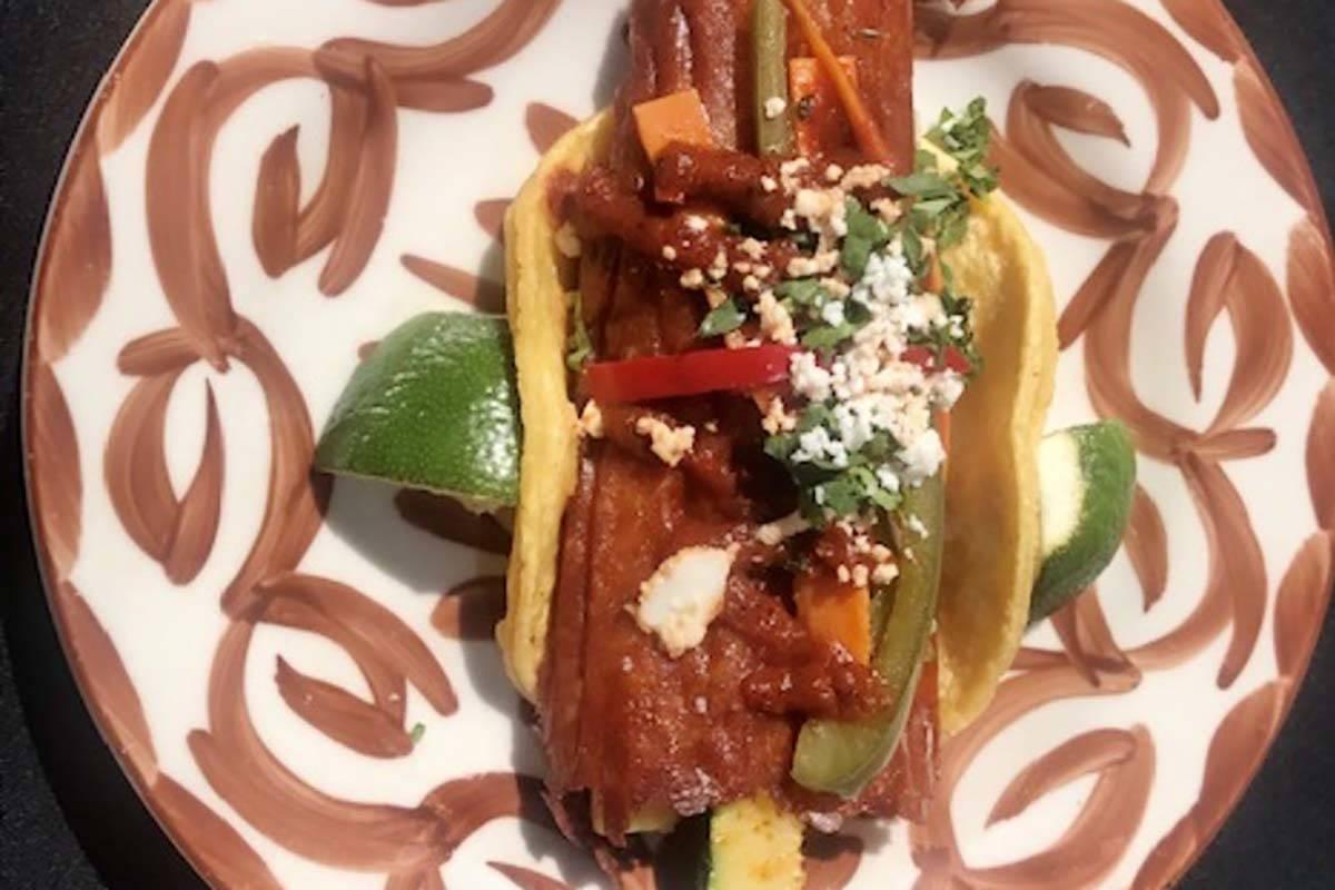 Vampire Tacos at El Dorado Cantina. (El Dorado Cantina)