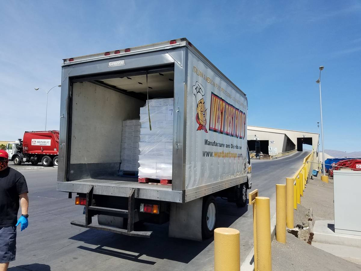 Republic Services is giving weekly meals and take-home dinners to 1,050 local employees, as par ...