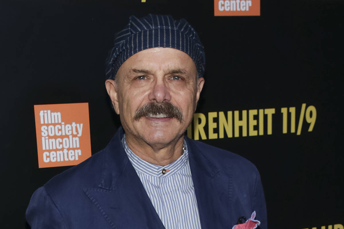 "FILE - In this Sept. 13, 2018, file photo, actor Joe Pantoliano attends the premiere of ""F ..."