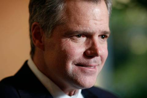 Former MGM Resorts International CEO Jim Murren is head of the state's COVID-19 Response, Rel ...