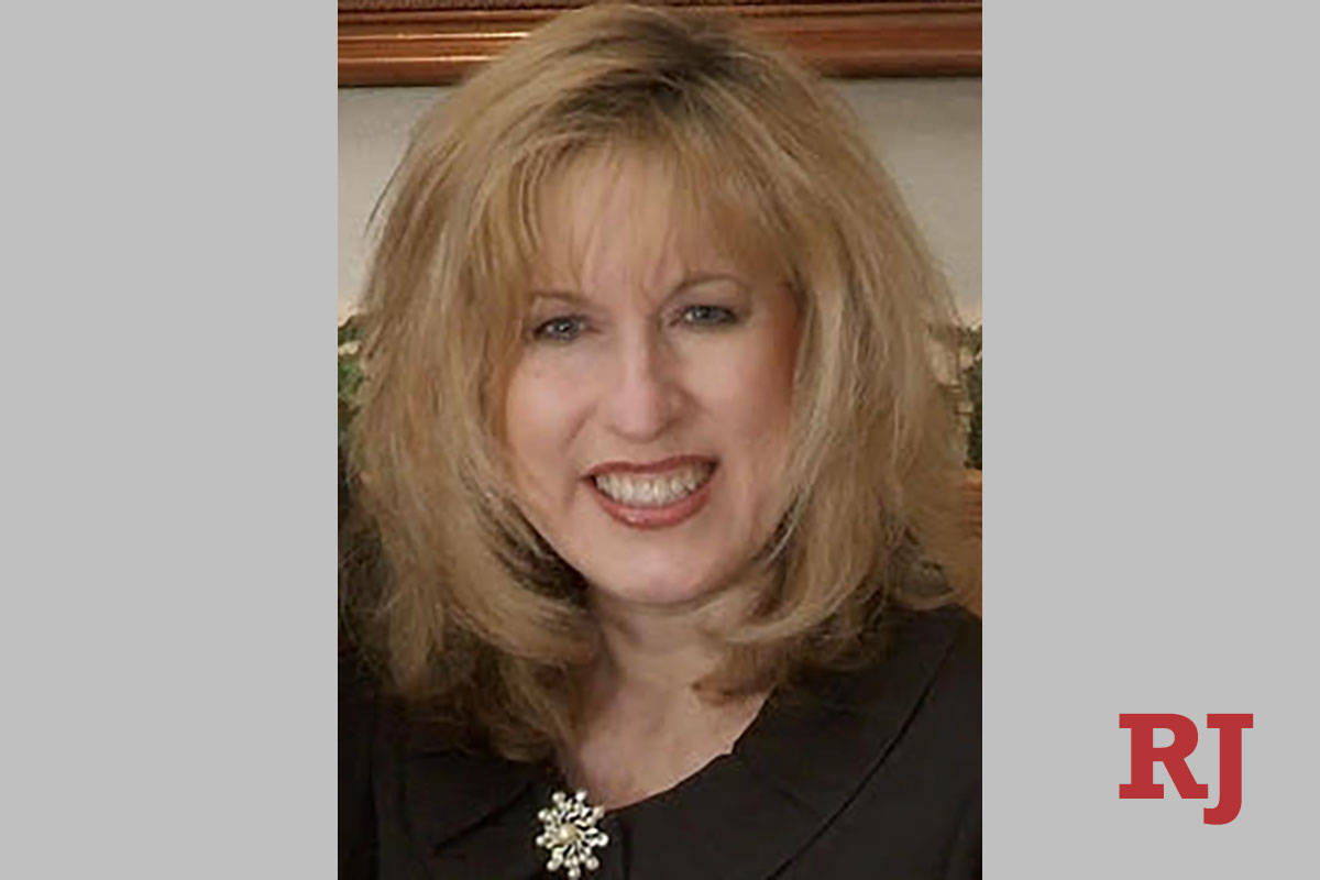 Michele Mercer, candidate for Clark County District Court, Family Division, Department Z. (Prov ...