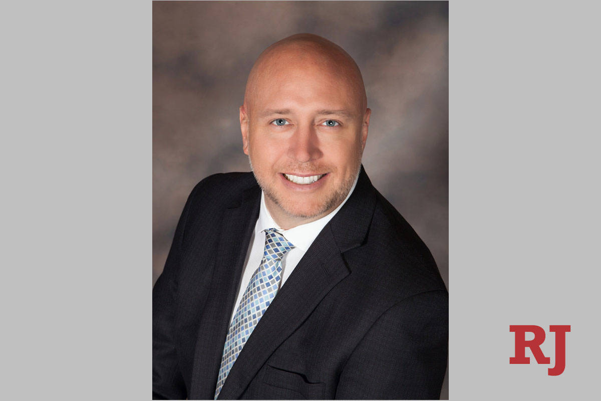 Randall Forman, candidate for Clark County District Court, Family Division, Department Z. (Prov ...