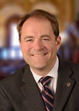Republican Illinois State Sen. Dan McConchie has proposed legislation to require legislative in ...