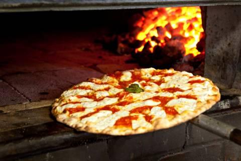 Three Grimaldi's Pizzeria locations are offering a discount for teacher and nurse appreciation ...