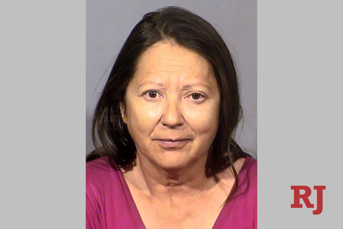 Georgina McGarvie (Las Vegas Metropolitan Police Department)
