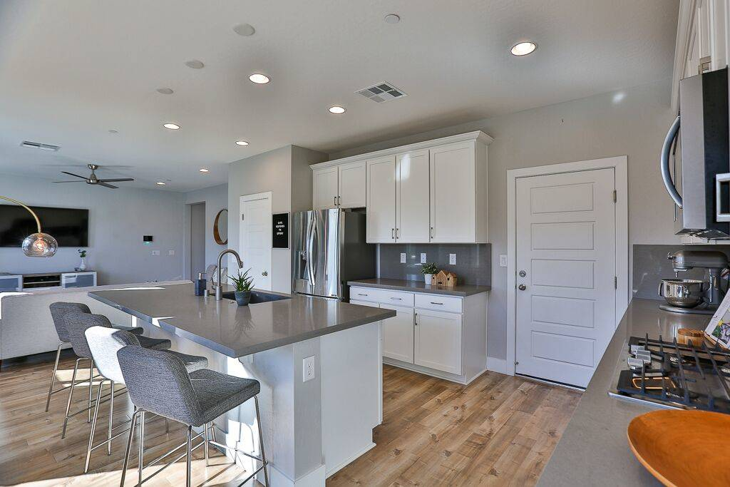 The kitchen. (Life Realty)