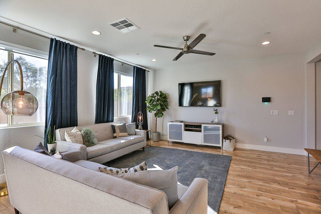 The living room. (Life Realty)
