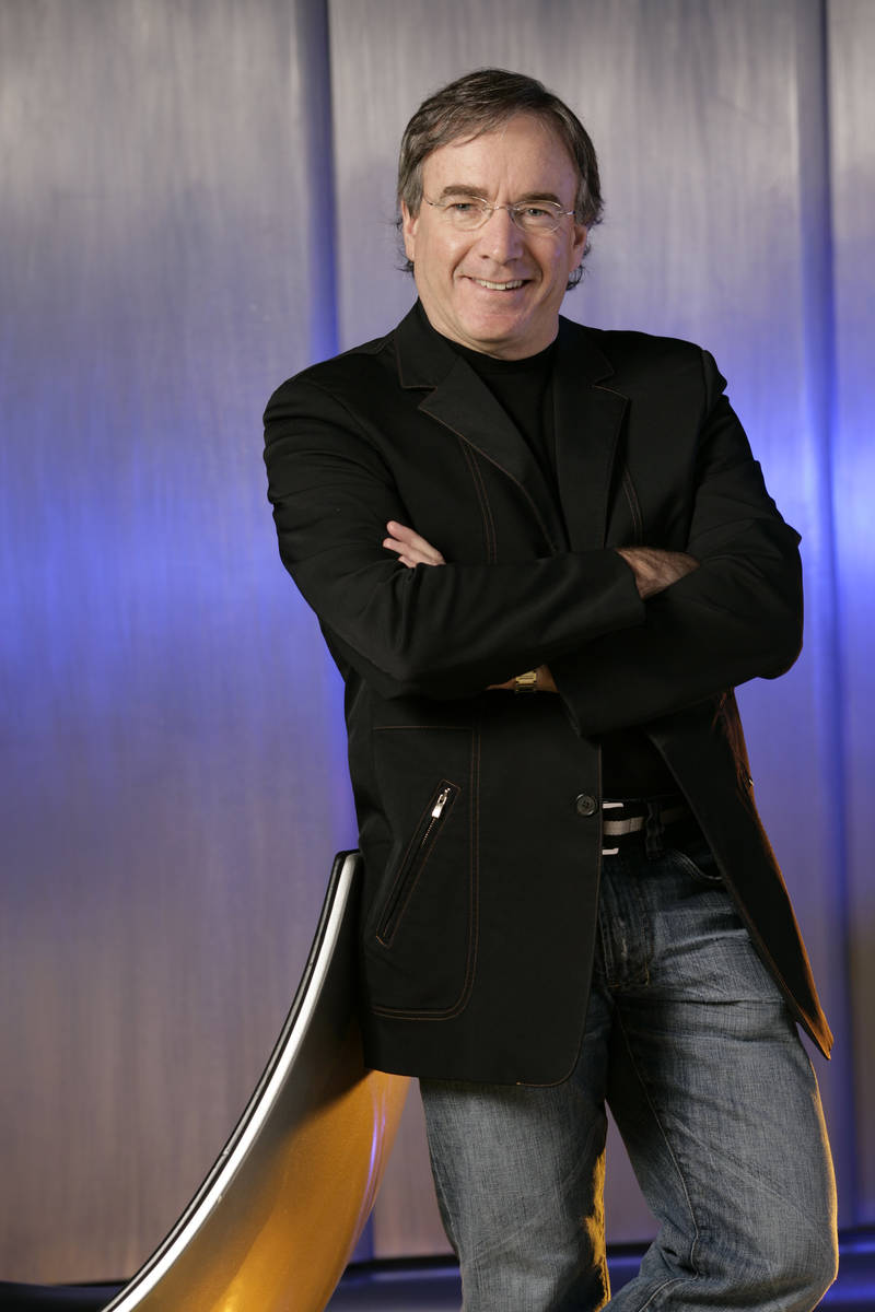 Daniel Lamarre, president and chief executive officer of Cirque de Soleil, shown in an undated ...