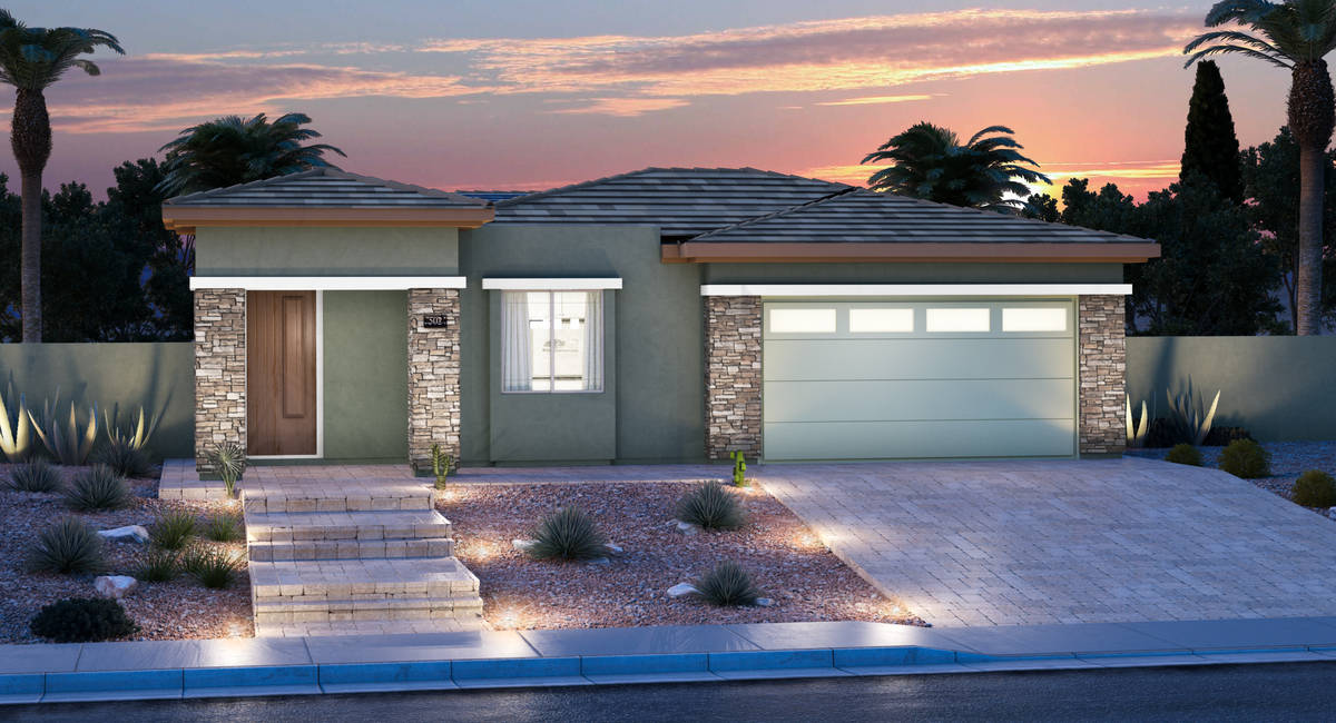 The Outlook by Lennar is a single-story home neighborhood in Lake Las Vegas. The Outlook offers ...