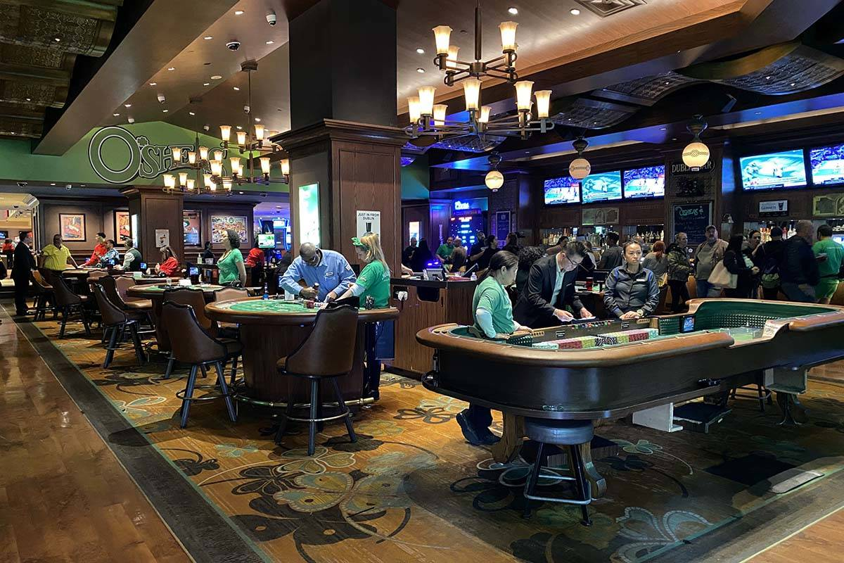 Gaming Commission considering reopening policies | Las Vegas Review-Journal