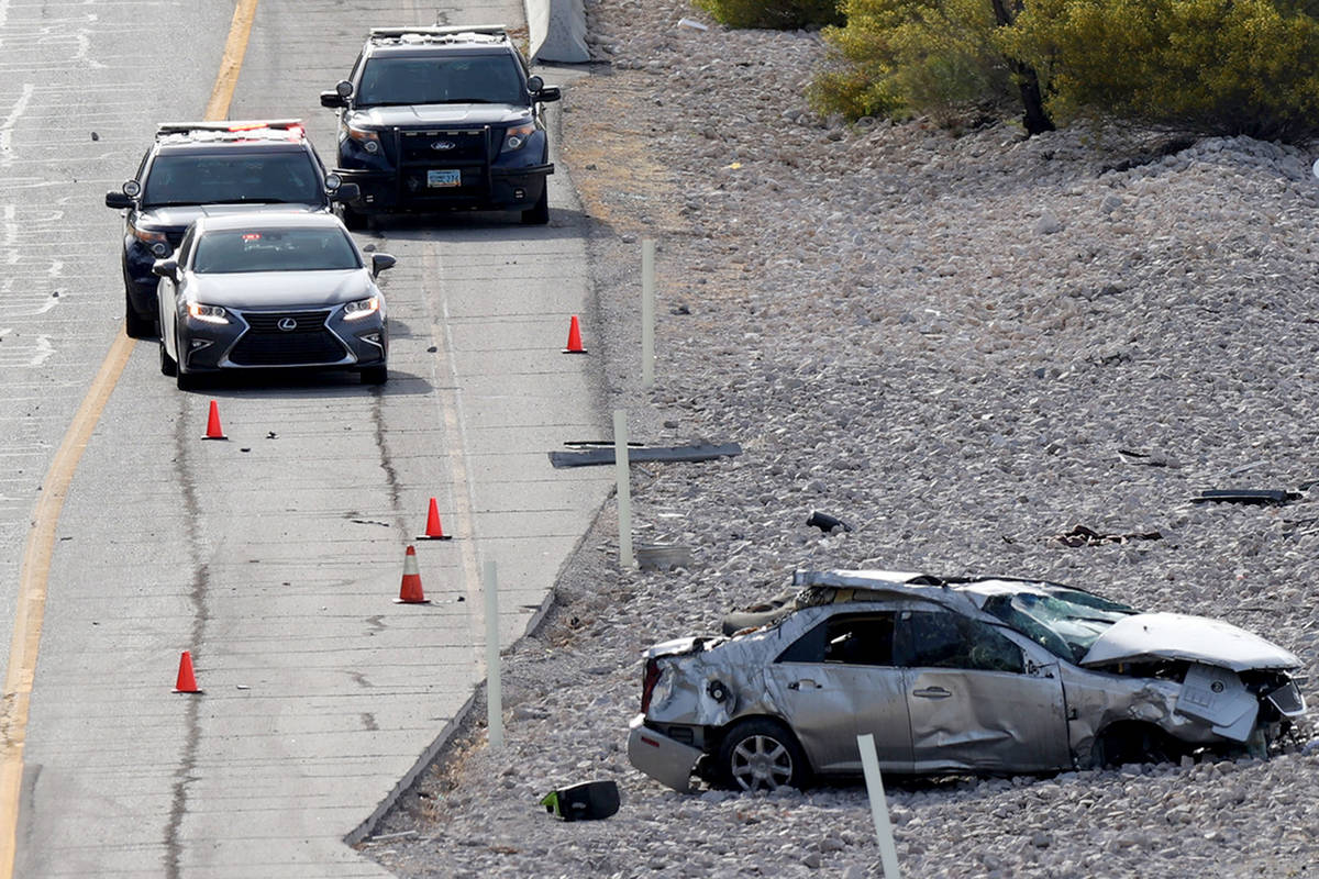 Fatal crashes down sharply in Nevada during COVID-19 closures thumbnail