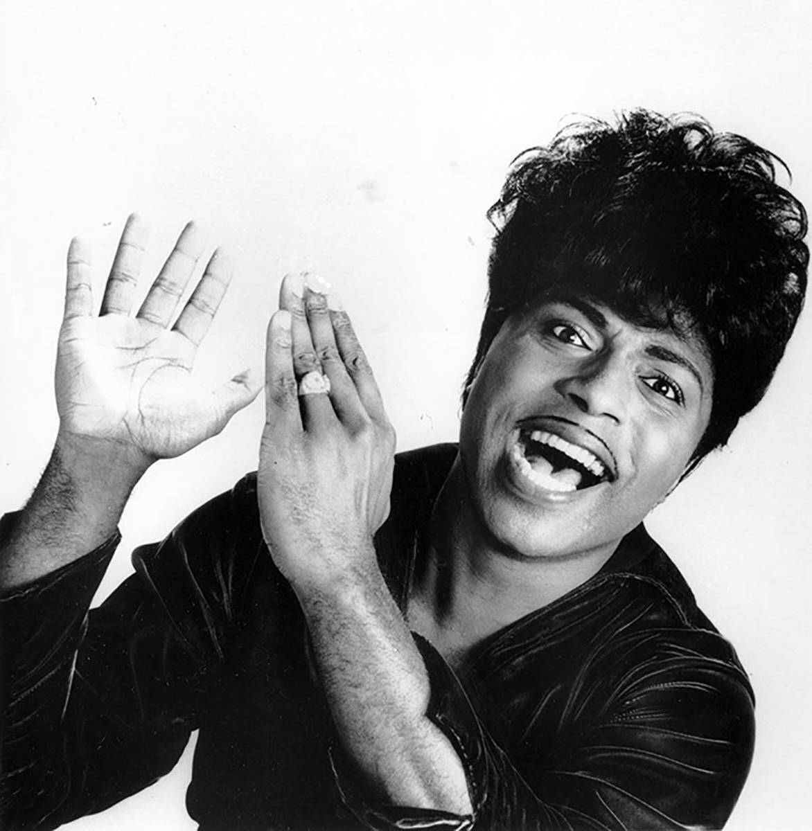 """This 1966 file photo shows Little Richard. Tthe self-proclaimed """"architect of rock 'n' r ..."""