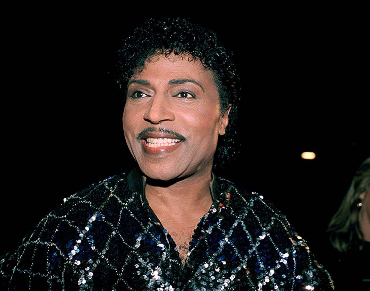 This Nov. 13, 1986 photo shows Little Richard in Los Angeles. Little Richard, the self-proclai ...