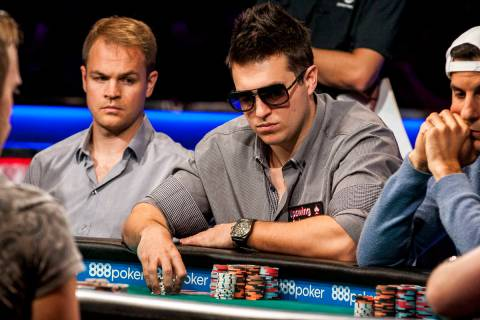 Doug Polk competes in the World Series of Poker's $111,111 buy-in High Roller for One Drop No ...