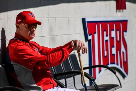 Former UNLV and major league standout Matt Williams manages the Kia Tigers in the Korean Baseba ...
