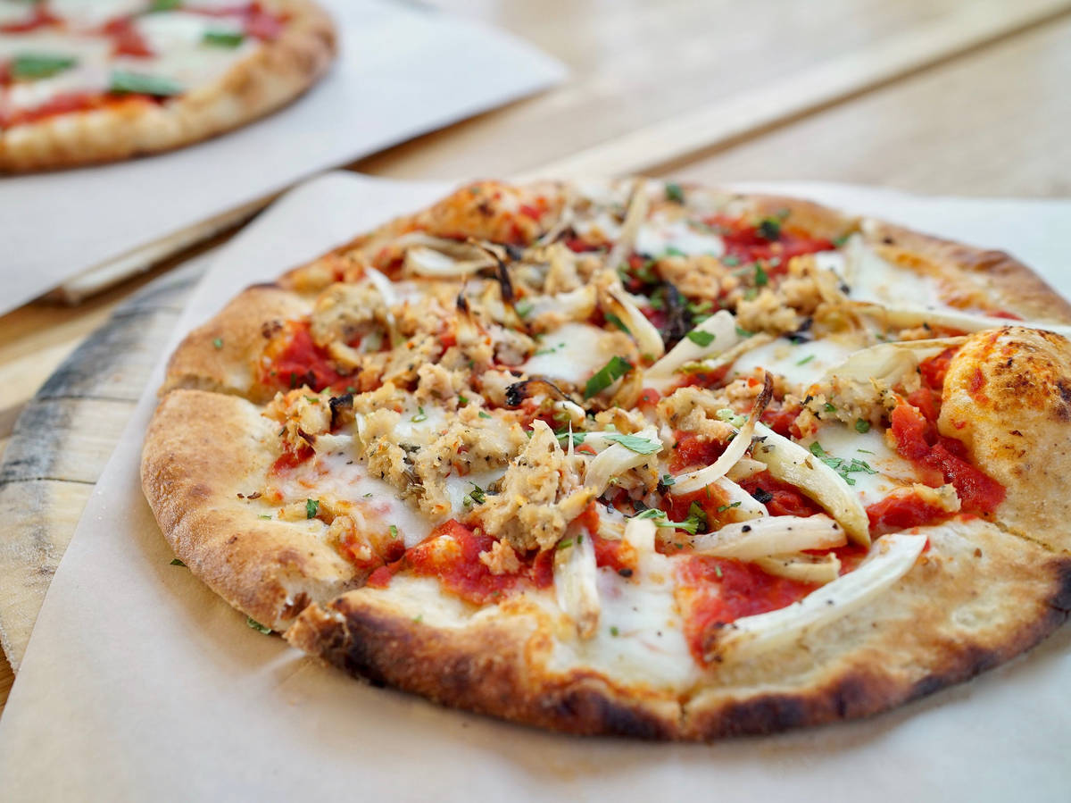 True Food Kitchen at Downtown Summerlin has reopened. (True Food Kitchen)