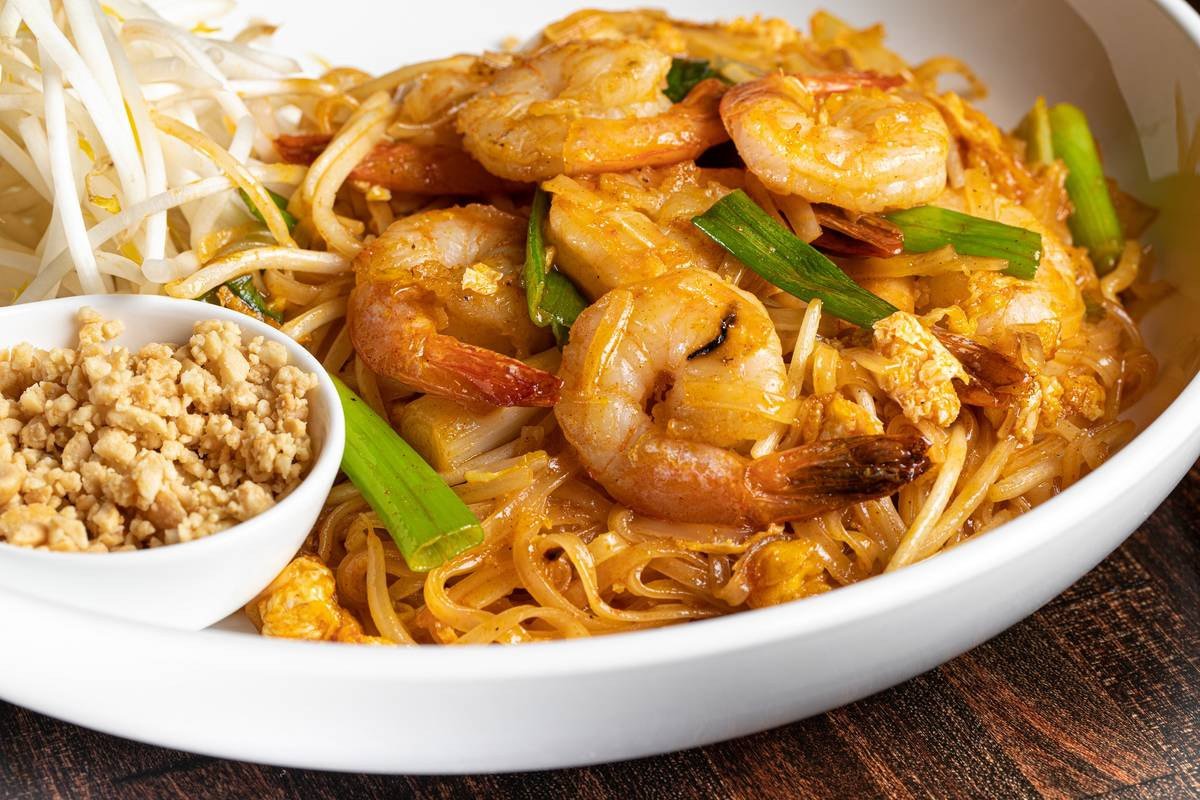Pin Kaow Thai Restaurant locations at 1974 N. Rainbow Blvd. and 9530 S. Eastern Ave. have reope ...