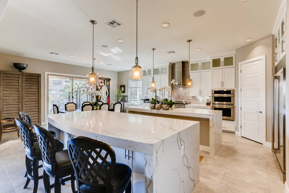 The kitchen. (Realty One Group)