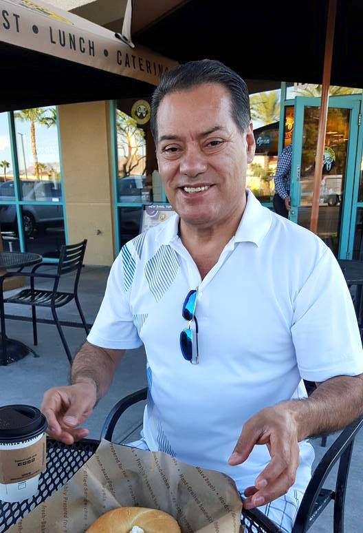 Luis A. Frias, 65, died of the coronavirus on April 25. He spent decades traveling the world as ...