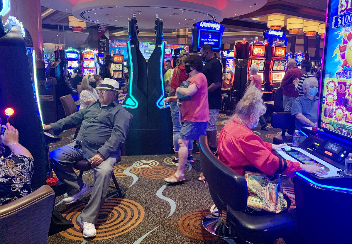 Arizona casinos entertainment northwood casino iowa diamond jo