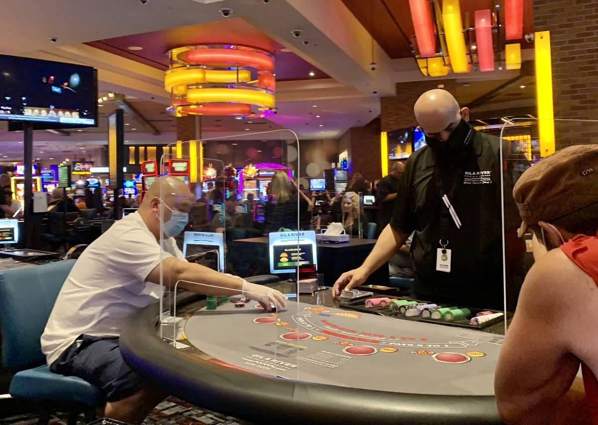 Casino Gaming Jobs In Phoenix Az