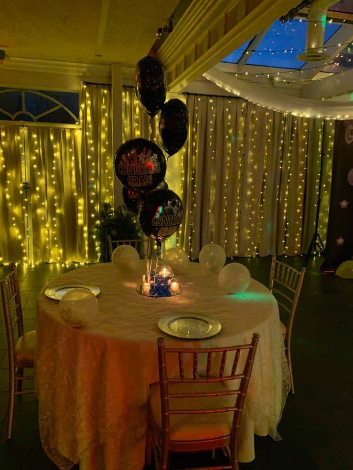 Sonia El-Nawal threw a surprise prom for her teen employees Olivia Hergenroeder and Seth Teller ...